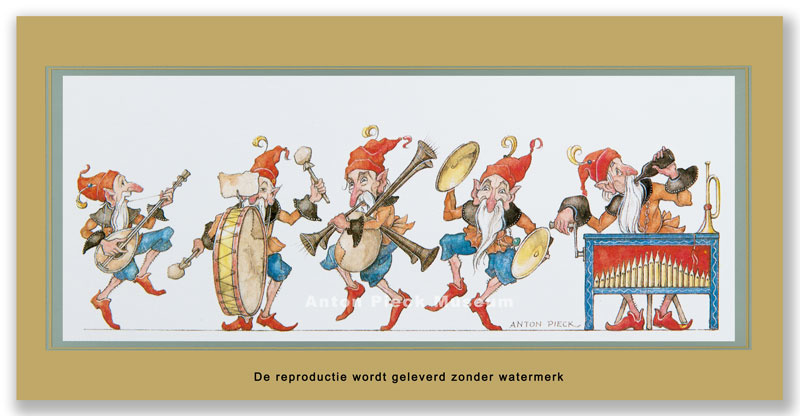 Kabouter orkest