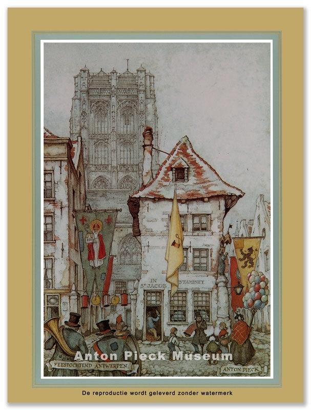 Antwerpen Feestochtend