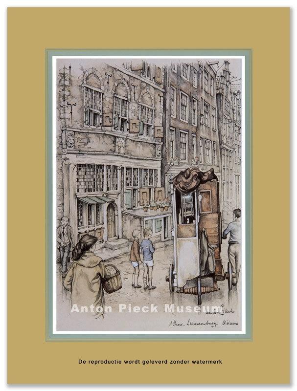 Amsterdam Leeuwenburg (Unieke Amsterdam collectie)