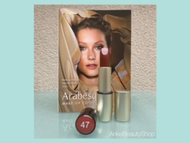 Arabesque Perfect colour lipstick  47 (steenrood)