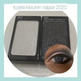 Arabesque Eyeshadow koele teinten (nummer 92 en 96)