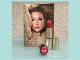 Arabesque Perfect colour lipstick 68 (rozerood)