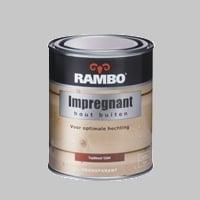 Rambo Impregnant Teakhout 1204 - 2,5 Liter