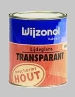 Wijzonol Zijdeglans Transparant Noten 3125 - 0,75 Liter