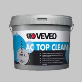 Veveo Collix AC Top CLEAN Wit - 10 Liter
