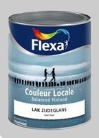 Flexa Couleur Locale Balanced Finland Balanced Mist (3005) Hoogglans - 0,75 Liter