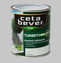 Cetabever Tuinbeits Plus Dekkend RAL 9001 - 0,75 Liter