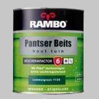 Rambo Pantserbeits Tuin Dekkend Zijdeglans Klassiekcreme 1132 - 0,75 Liter