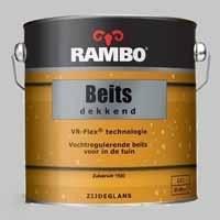 Rambo Beits Dekkend Zuiverwit 1100 Zijdeglans - 2,5 Liter