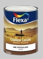 Flexa Couleur Locale Positive Thailand Positive Gold (7575) Zijdeglans - 0,75 Liter