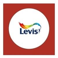 Levis Ambiance Mur Extra Mat Absoluut Rood 2762 - 5 Liter