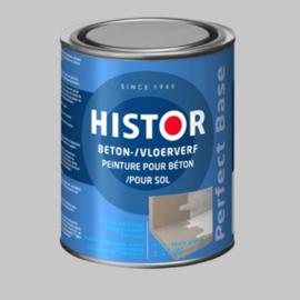 Histor Beton / Vloerverf Wit - 0,75 Liter