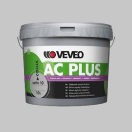 Veveo Collix AC Plus Satin Wit - 5 Liter
