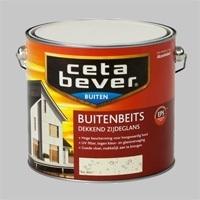 Cetabever Beits UV Dekkend Zijdeglans Crèmewit 714 - 1,25 Liter