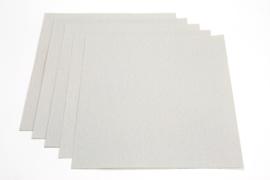 Veba Schuurpapier Vellen Free Cut Non-Fill - 5 Vel