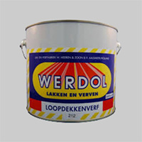 Werdol Second Coat Primer - 0,75 Liter