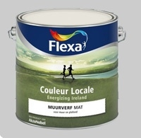 Flexa Couleur Locale Muurverf Energizing Ireland Energizing Light 2085 - 2,5 Liter