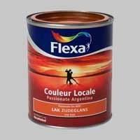 8 x Flexa Couleur Locale Passionate Argentina Fire (8045) Hoogglans - 0,75 Liter