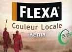 10 blikken Flexa Couleur Locale Kenia Puur Camel (5545) Hoogglans - 0,75 Liter
