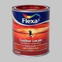 Flexa Couleur Locale Passionate Argentina Kiss (9045) Zijdeglans - 0,75 Liter