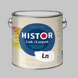 Histor Perfect Finish lak Zijdeglans Wit - 10 Liter