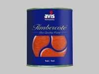 Avis Timbercote Transparante Lak Donker Eiken - 1 Liter