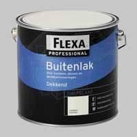Flexa Professional Ivoorwit (G4.04.88) Halfglans - 7,5 Liter