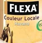 10 blikken Flexa Couleur Locale Havana Middengeel (3550) Zijdeglans - 0,75 Liter