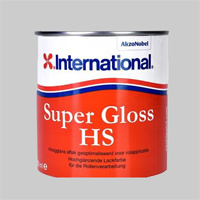 International Super Gloss HS Lighthouse Red (233) - 0,75 Liter