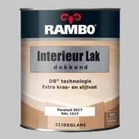 Rambo Interieurlak Dekkend BF 10 Licht Ivoor (RAL 1015) Zijdeglans