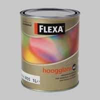 Flexa Colors Lak ED Hoogglans - 5 Liter
