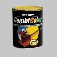 Rust-Oleum CombiColor RAL 6005 Hoogglans - 0,75 Liter