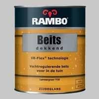 Rambo Beits Dekkend Lommergroen 1130 Zijdeglans - 0,75 Liter
