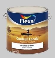 Flexa Couleur Locale Muurverf Positive Thailand  Positive Mist 3075 - 2,5 Liter