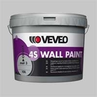 VEVEO Collix 4S Wall Paint Wit - 10 Liter
