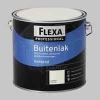 Flexa Professional Ivoorwit (G4.04.88) Halfglans - 2,5 Liter