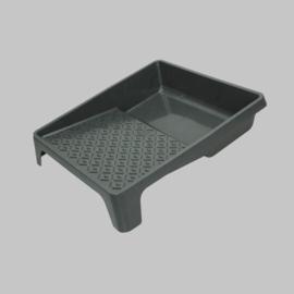 Verfbak Zwart Muurverf - 31 x 35 cm