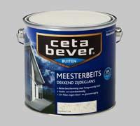 Cetabever Meesterbeits UV Dekkend RAL 9001 - 1,25 Liter
