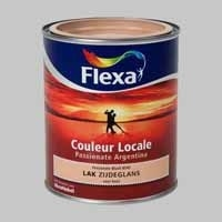 5 x Flexa Couleur Locale Passionate Argentina Blush (8545) Hoogglans - 0,75 Liter