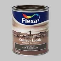 7 x Flexa Couleur Locale Relaxed Australia Desert (6515) Zijdeglans - 0,75 Liter