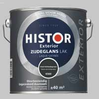 Histor Exterior Lak Oud-Hollandsgroen 6560 Zijdeglanslak - 2,5 Liter