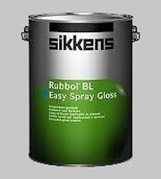 Sikkens Rubbol BL Easy Spray Gloss - 5 Liter
