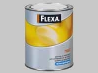 Flexa Colors Mat Wit - 1 Liter
