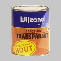 Wijzonol Hoogglans Transparant Noten 3125 - 0,75 Liter