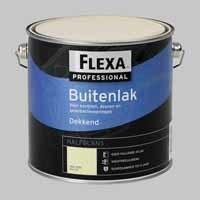 Flexa Professional RAL 1015 (F5.11.79) Halfglans - 10 Liter