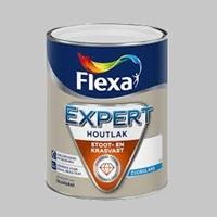 Flexa Expert Houtlak Titaantaupe Hoogglans - 0,75 Liter