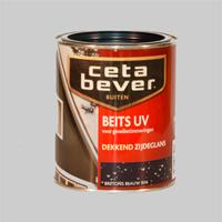 5 x Cetabever Beits UV Dekkend Zijdeglans Bretonsblauw 904 - 0,75 Liter