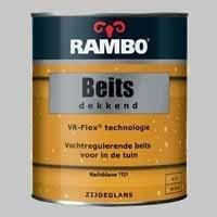 Rambo Beits Dekkend Nachtblauw 1121 Zijdeglans - 0,75 Liter