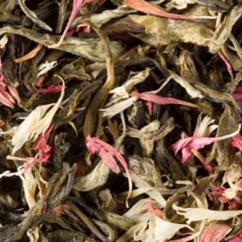 Witte thee met Kersen en Gember  | 50 gr