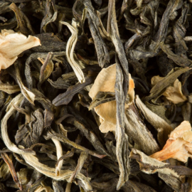 Witte thee met Passiebloemen  | 50 Gr.